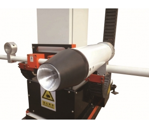 HDA-50 electrostatic reciprocation spraying machine